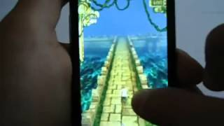 Temple Run on Turkcell T20 AVI