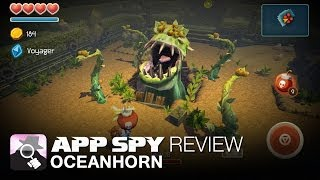 Oceanhorn   iOS iPhone / iPad Gameplay Review - AppSpy.com