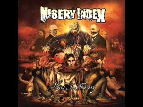 Misery Index - Day of the Dead