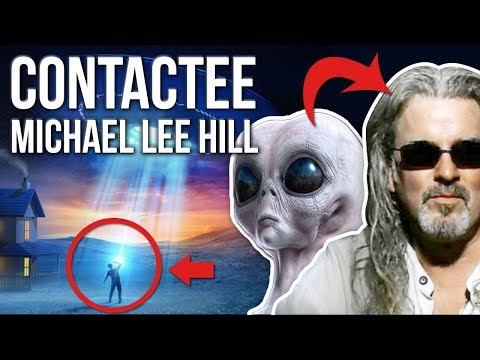 Contactee Michael Lee Hill - 2014 Star Knowledge Conference Speaker!