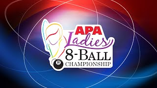 Ladies 8-Ball Championship Finals - The 2016 APA World Pool Championships