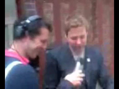 Adam @ Breakfast meets Ricky Wilson