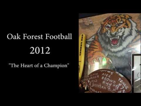 Highlight Reel: 2012 Oak Forest Football
