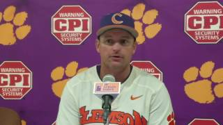 TigerNet.com - Monte Lee on comeback win over WCU - 2.22.17