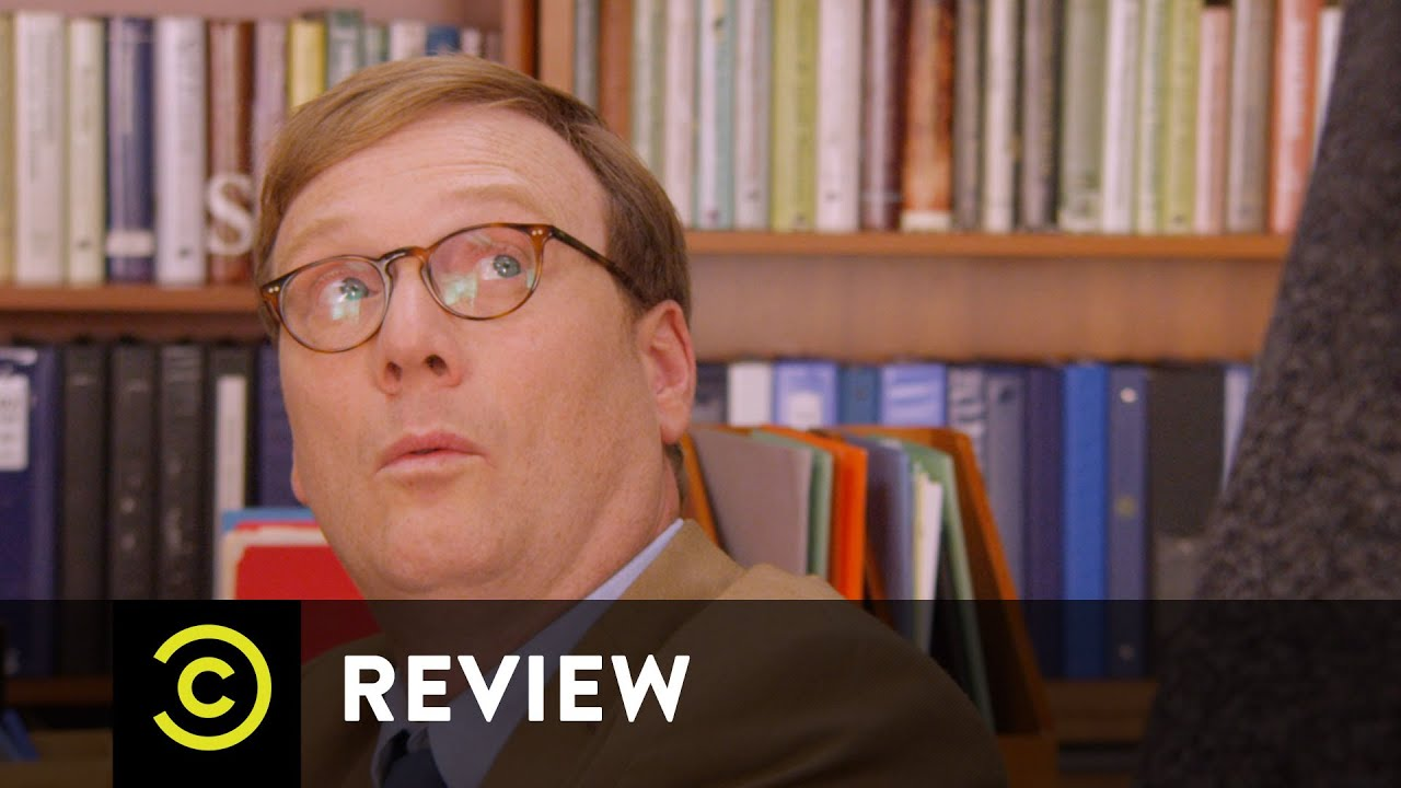 The Handsome Man Himself - Review - Comedy Central