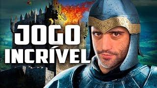 Jogo de CELULAR INCRÍVEL, me impressionei - Kingdom Rush
