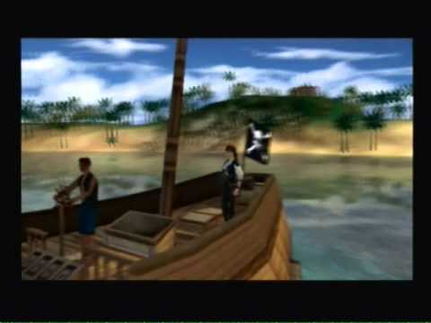 Pirates: The Legend of Black Kat (PS2), part 1 (In Mother's Footsteps)