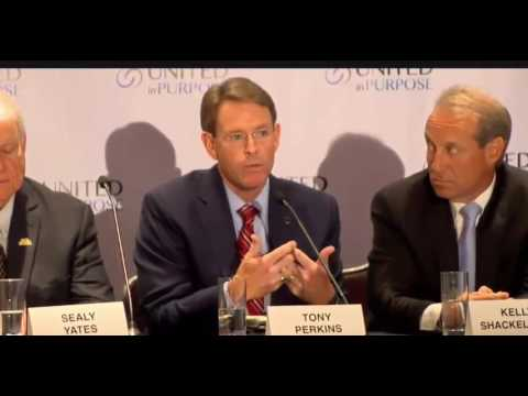 Religious Leaders Discuss Meeting with Donald Trump - Press Conference