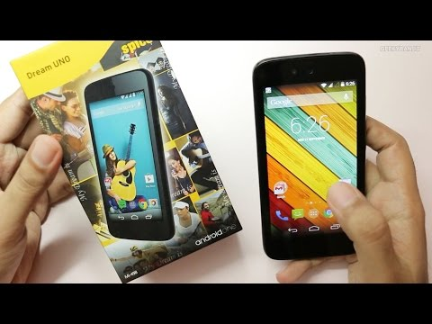 Spice Dream UNO Android One Phone Benchmarks & Impressions after 24 hrs