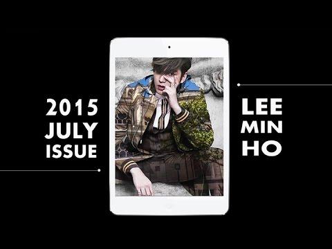 【Men's Uno Malaysia】李敏镐 Lee Min-Ho for Digital Magazine