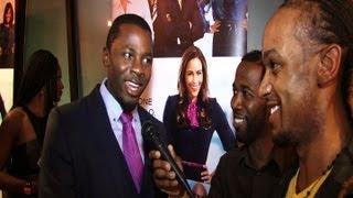 Bage Claim Premiere: Atlanta -Derek Luke, Director David E. Talbert 1 of 3