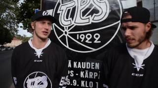 Topin ja Oskun kausikortti-reissu kauden 2016-2017 alussa