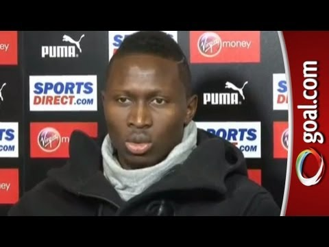Yanga-Mbiwa enjoys Newcastle's French connection