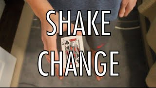 Shake Change Tutorial
