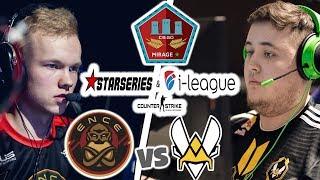 ENCE vs Vitality Highlights StarSeries i-League Season 7 * Mirage