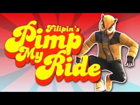 СПЕЦВЫПУСК: ФИЛИПИНУ ПРОКАЧАЛИ ТАЧКУ! PIMP MY RIDE В GTA 5 ONLINE ( ГТА 5 ОНЛАЙН )