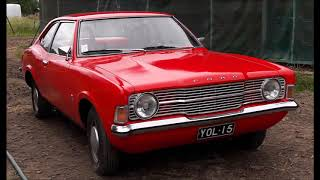 Ford Cortina Mk 3 1070-1976