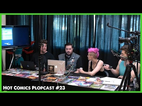 Hot Comics Plopcast #23: Best Comics 2014 so far