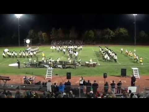 West Milford High School Marching Band at Mt.Olive