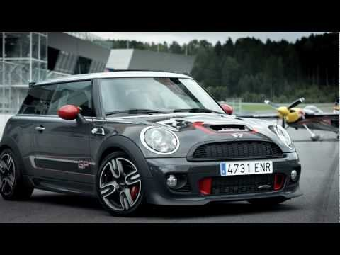 Exclusive MINI JOHN COOPER WORKS GP Video: Taking Flight at Red Bull Ring