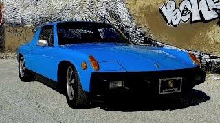 Like-New 1975 Porsche 914 1.9 - One Take