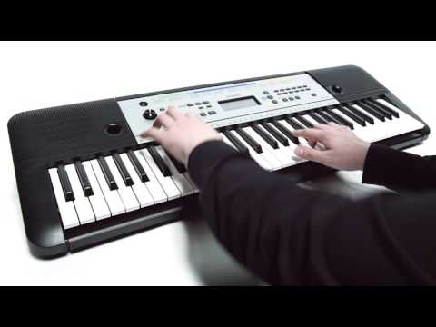 Yamaha YPT-255 Digital Keyboard
