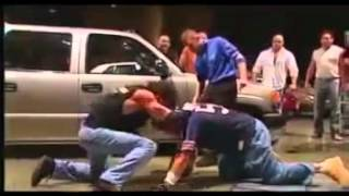 Eddie Guerrero Vs John Cena Latino Heat Parking Lot Brawl.
