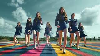 IZ*ONE (아이즈원) - 'SUKI TO IWASETAI (WON'T YOU KISS) MV'