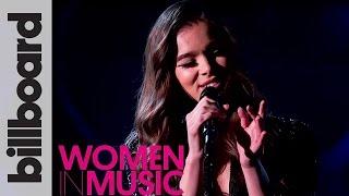 Download Lagu Hailee Steinfeld 'Starving' Live Acoustic Performance   Billboard Women in Music 2016 Gratis STAFABAND