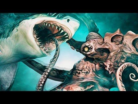 SHARK VS OCTOPUS! - Octodad - ENDING! - Part 7