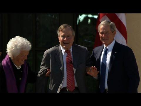 Trump sem apoio da família Bush
