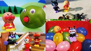 Anpanman Anime❤Toys Popular Videos Summary continuous Anpanman toys