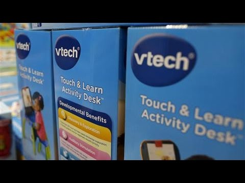 VTech Data Breach and Risks of Connected Toys