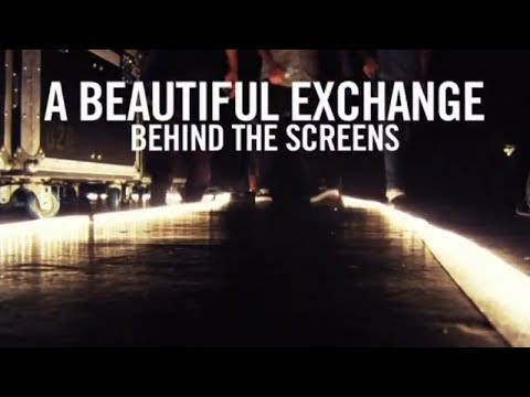 Behind The Screens Of 'A Beautiful Exchange'
