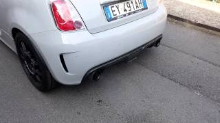 Sound 500 Abarth Kit TD04 MondoTuning