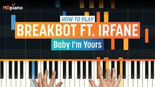 Breakbot Baby Im Yours Feat Irfane