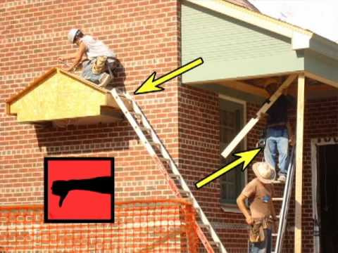 Common Sense Construction Safety Video Youtube