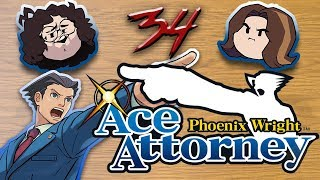 Phoenix Wright - 34 - Ah, The French
