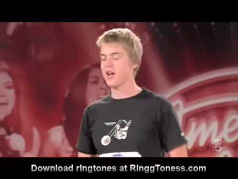 Josiah Lemming montage - 1 of 2 - American Idol 2008