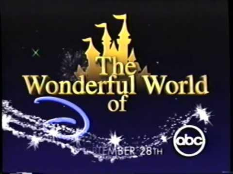 Abc Wonderful World Of Disney Movies