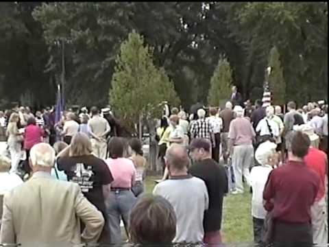 PART 7 OF 13 Hartford Circus Fire Memorial Dedication