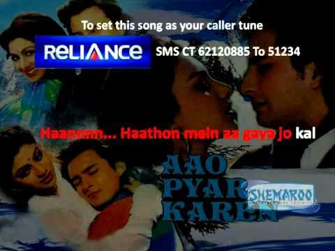 Chart busters Caller Tune  | Hathon Mein Aa Gaya| Aao Pyar Karen...