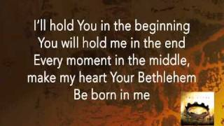 "Francesca Battistelli: ""Be Born In Me (MARY)"" - Official Lyric Video"