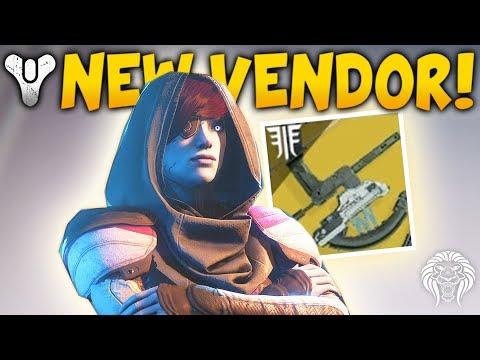 Destiny 2: NEW VENDORS & EXOTIC LOOT! Queen Secrets, Special Raid Boss, Subclass Abilities thumbnail