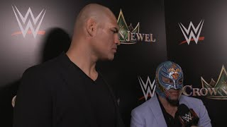 Cain Velasquez plans to give The Beast another scar: WWE Exclusive, Oct. 11, 2019