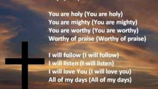 Watch Michael W. Smith You Are Holy video