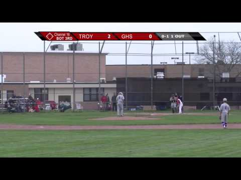 Troy at GHS Baseball, part 6