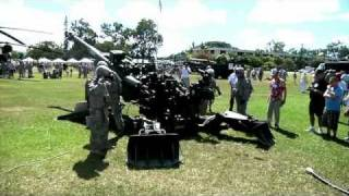 Division Review: 70th Anniversary & Gen Weyand Field Dedication