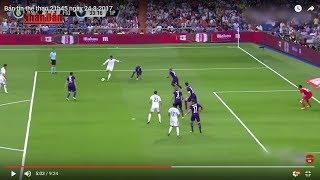 Tin Thể Thao 24h Hôm Nay (19h - 24/8): Ronaldo Tỏa Sáng Giúp Real Madrid Giành Bernabeu Trophy