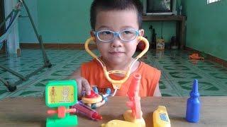 Bộ đồ chơi bác sĩ   Doctors play sets